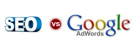 tính chất của SEO và Google Adwords