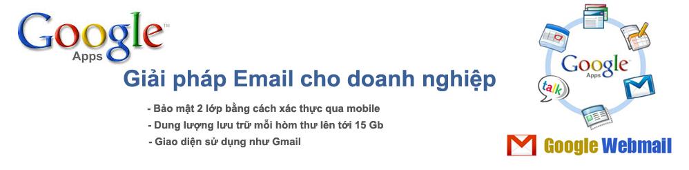 1 Dịch vụ Email domain riêng, dịch vụ mail tên miền doanh nghiệp vĩnh viễn