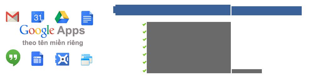 2 Dịch vụ Email domain riêng, dịch vụ mail tên miền doanh nghiệp vĩnh viễn