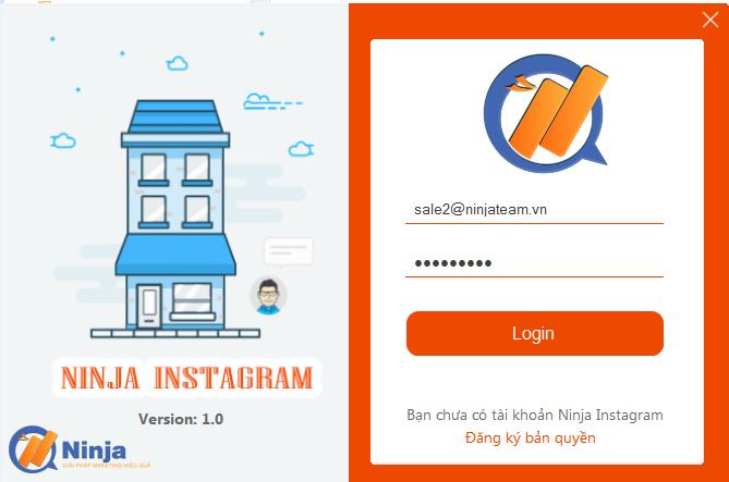 huong dan cach dung phan mem ninja instagram 1 1 Hướng dẫn cách dùng Phần mềm Instagram