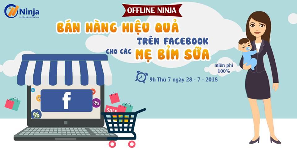 phan mem ninja offline cho nguoi moi ban hang online OFFLINE CHO NGƯỜI MỚI BÁN HÀNG ONLINE