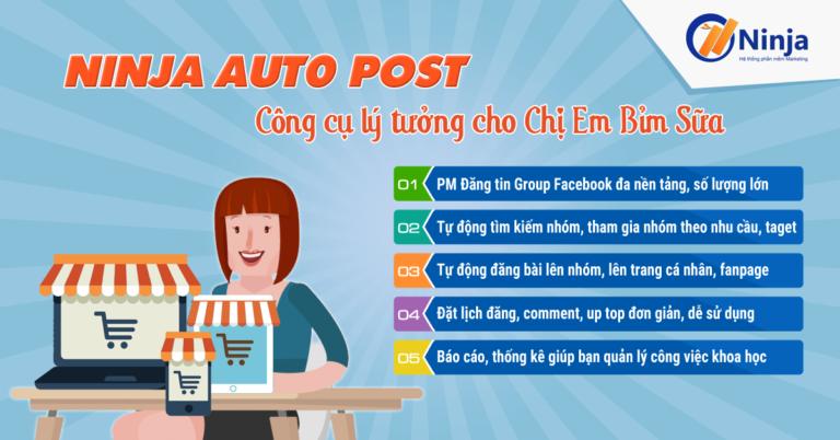 autopost 768x402 1 NINJA AUTO POST – Phần mềm mobile cho chị em bán hàng