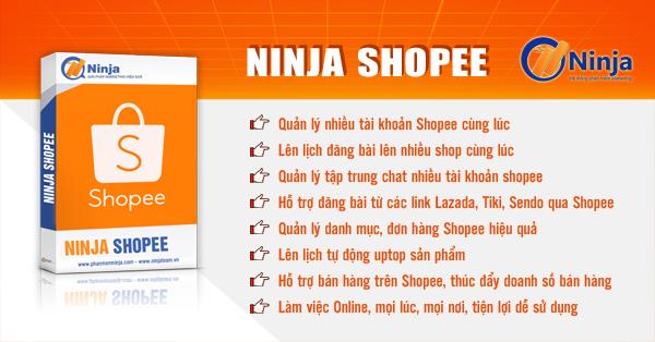 57233920 2429438590617274 9208823698428002304 n NINJA SHOPEE – Phần mềm quản lý bán hàng trên Shopee