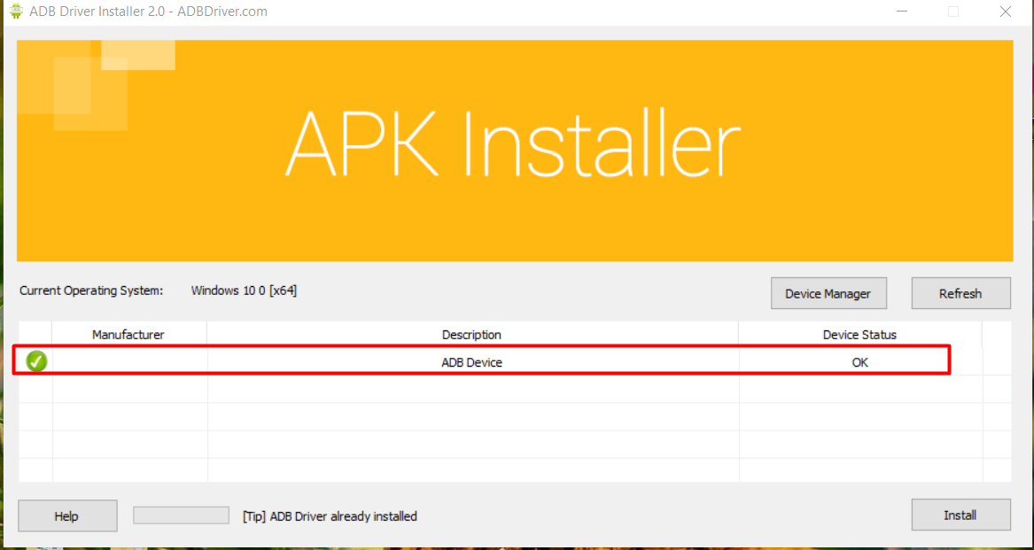 4 Hướng dẫn cài đặt ADB Driver để dùng phần mềm nuôi nick giả lập điện thoại Ninja System
