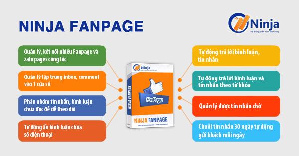 ninjafanpage tinhnang600 Ninja Fanpage – Phần mềm quản lý comment inbox facebook số lượng lớn