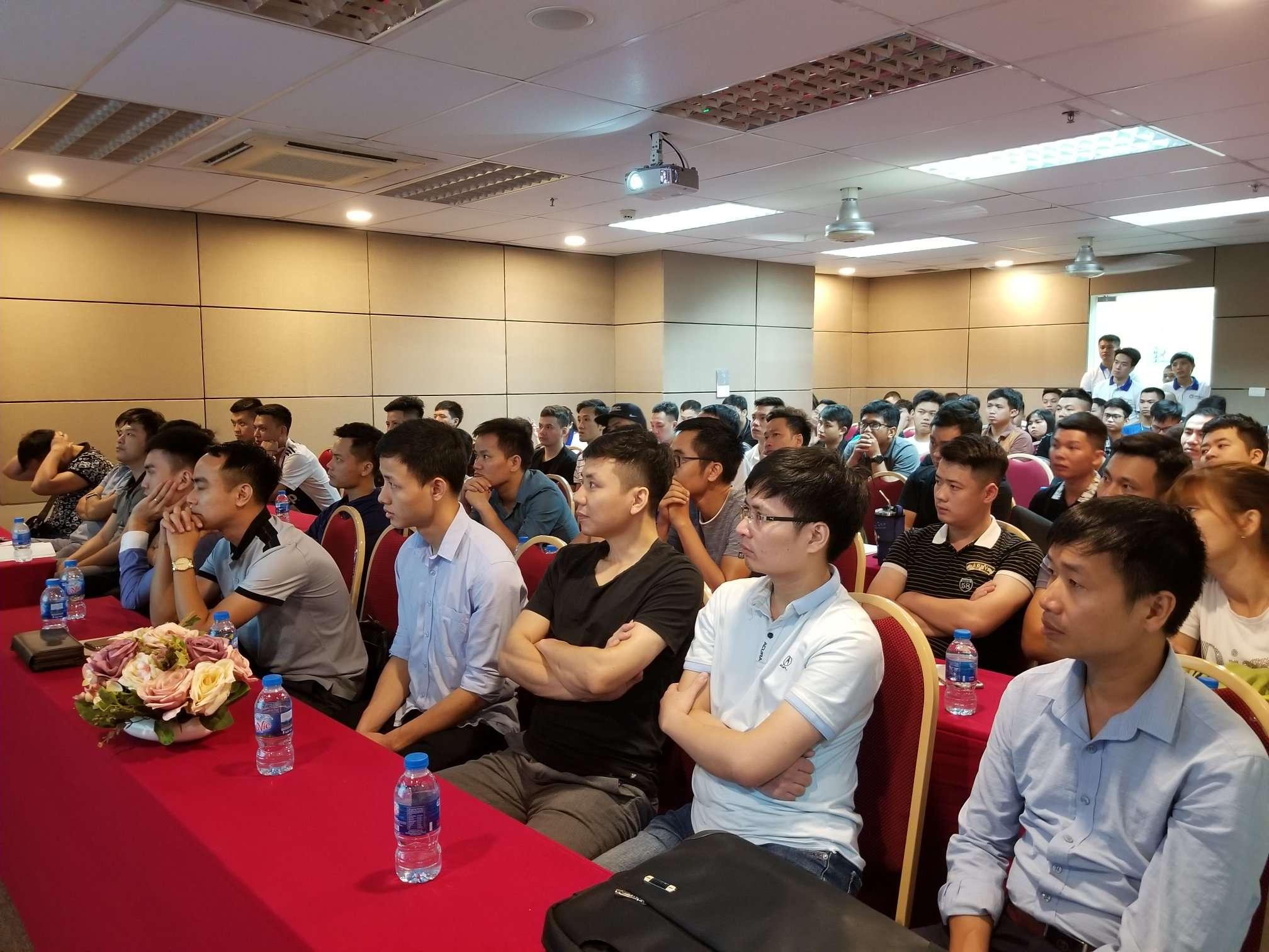 Tổng kết Offline khóa đào tạo nuôi nick mobile Ninja System